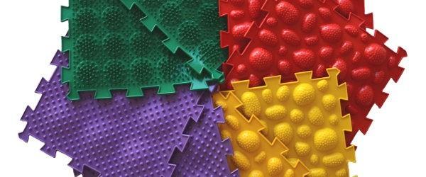 Виды массажных ковриков и их использование