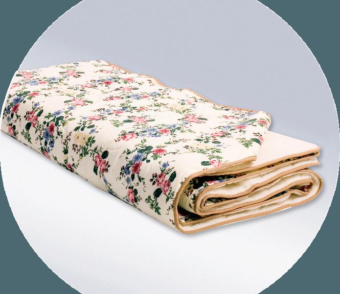 Одеяло из шерсти мериноса