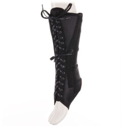 Бандаж на голеностопный сустав со шнуровкой и ребрами жесткости ttoman AS-ST/H