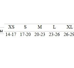 AS-ST/M БАНДАЖ НА ГОЛЕНОСТОПНЫЙ СУСТАВ СО ШНУРОВКОЙ И РЕБРАМИ ЖЕСТКОСТИ TTOMAN AS-ST/M