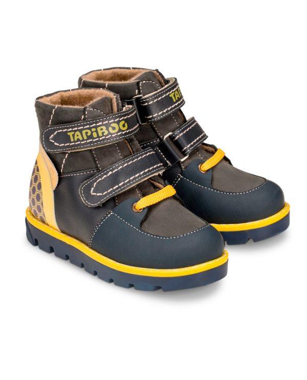 Ботинки детские TAPIBOO ОНИКС FT-23003.16-OL12O.03