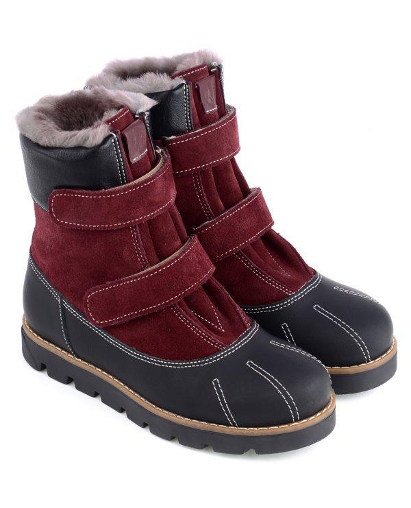 Ботинки детские TAPIBOO МОСКВА FT-23010.17-FL06O.01