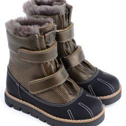 Ботинки детские TAPIBOO ТОКИО FT-23010.17-FL26O.01