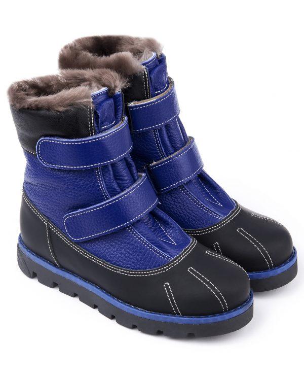 Ботинки детские TAPIBOO НЬЮ-ЙОРК FT-23010.17-FL43O.01