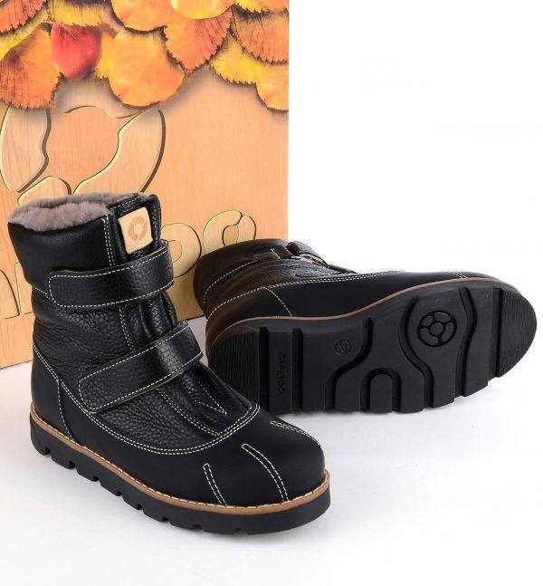 Ботинки детские TAPIBOO СТОКГОЛЬМ FT-23010.17-FL01O.02