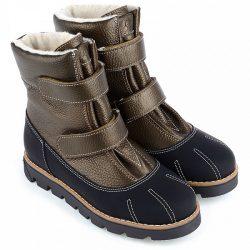 Ботинки детские TAPIBOO ТОКИО FT-23010.17-OL26O.01