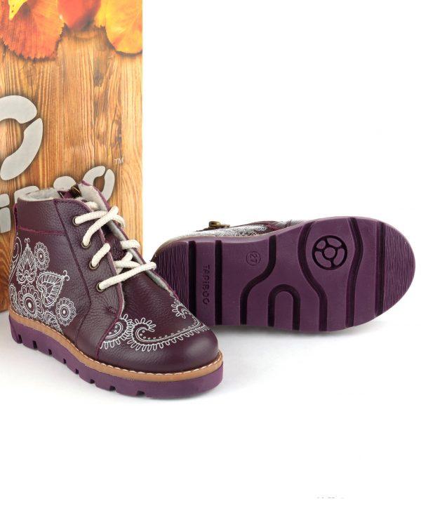 Ботинки детские TAPIBOO МОСКВА FT-23002.17-OL06O.01