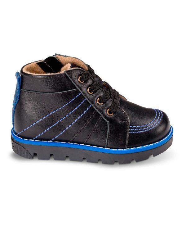 Ботинки детские TAPIBOO АНТРАЦИТ FT-23002.16-OL01O.02