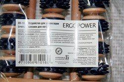 ER 1014 МАССАЖЕР «ЛЕНТА С ШИПАМИ УЗКАЯ» ERGOPOWER ER 1014