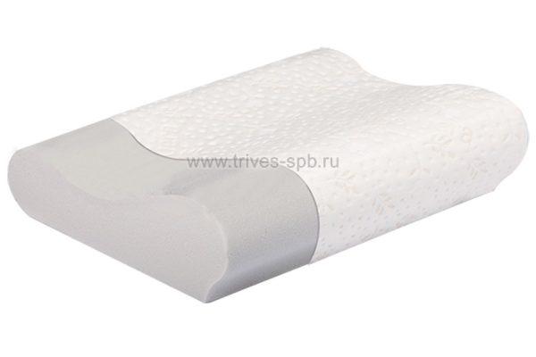 Купить ортопедическую подушку Тривес ТОП-111 с эффектом памяти
