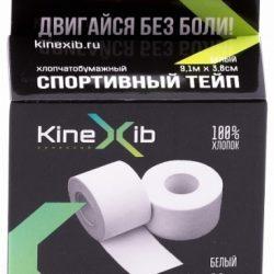 Kinexib Спортивный тейп Kinexib (3.8см*9.1м)
