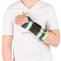 Детский бандаж на лучезапястный сустав (с фиксацией 1-го пальца) Т-8330