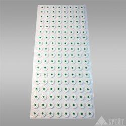 Аппликатор с пластмассовыми иглами 230*320 (инд. упак), пленка Крейт