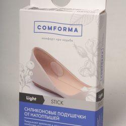 Подушечка силиконовая от натоптышей (универс.разм.) Comforma Light STICK С 1710