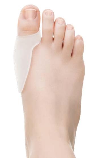 Протектор силиконовый первого пальца стопы Relax Cam С 1708
