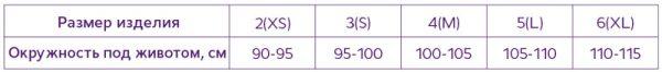 Дородовой бандаж-трусы Т-1153 Тривес 1