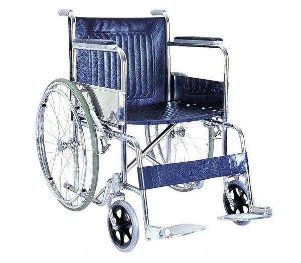 Кресло-коляска с ручным приводом от обода CA905 Тривес 1