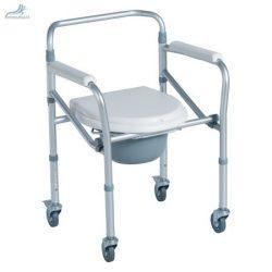 Купить кресло-туалет складное CA616 Тривес