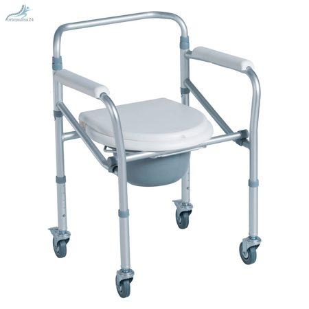 Кресло-туалет складное CA616 Тривес 1