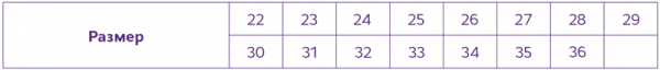 Стельки ортопедические детские СТ-184.2 Тривес 1