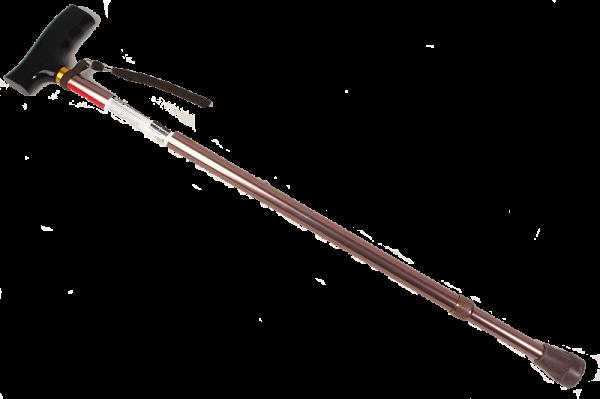 Трость алюминиевая рег. длины Ergoforce Е 0611