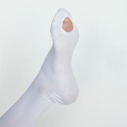 Чулки антиэмболические Ergoforma 2 класса компрессии белые EU 267