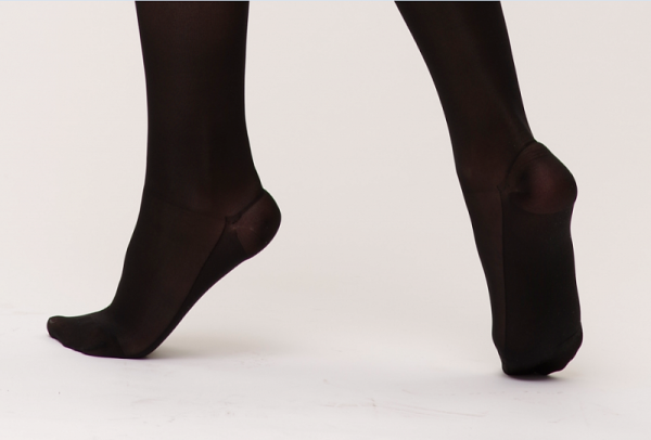 Чулки компрессионные Ergoforma UP профилактические c закрытым носком, EU 202 1