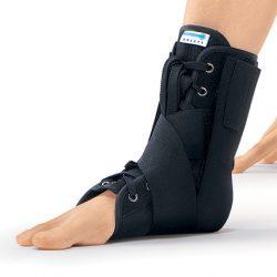 Купить Иммобилизирующий ортез на голеностопный сустав с фиксирующими ремнями (LAB-221) ORLETT