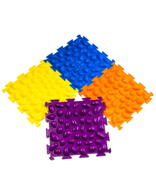 Купить Массажный коврик «Цветные камешки» М-516 Тривес