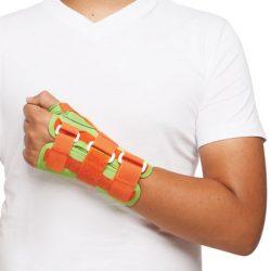 Купить Ортез на лучезапястный сустав (WRS-202(P)) ORLETT левый