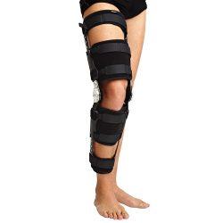 Купить Регулируемый шарнирный ортез на коленный сустав (HKS-303) ORLETT