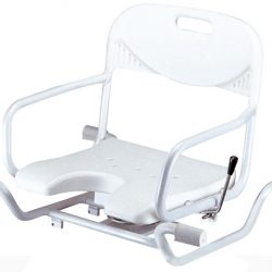 Купить сиденье для ванны с поручнями вращающееся TN-701 Тривес