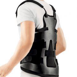 Купить Торако-люмбальный корсет с пластиковой рамой (LSO-991) ORLETT