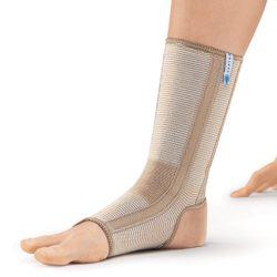 Купить Эластичный бандаж на голеностопный сустав с ребрами жесткости (BAN-101(M)) ORLETT