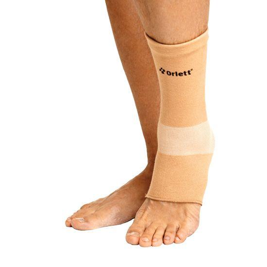 Эластичный бандаж на голеностопный сустав (MAN-101) ORLETT 1