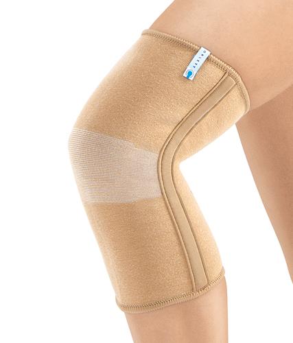 Купить Эластичный бандаж на коленный сустав с ребрами жесткости (MKN-103 (M)) ORLETT