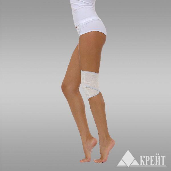 Купить Бандаж компрессионный на коленный сустав (наколенник) Крейт