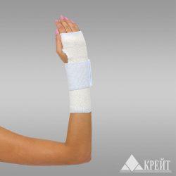 Купить Повязка эластомерная для фиксации лучезапястного сустава