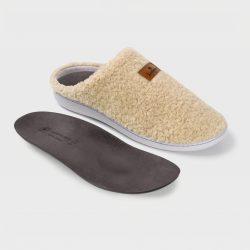 Купить Обувь ортопедическая домашняя, натуральная шерсть LM-403.001D Экотен