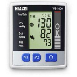 Купить Тонометр Nissei WS-1000 автомат на запястье, 1 шт.