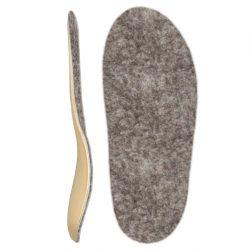 Купить Стельки детские ортопедические с натуральным мехом Luomma Lum501T