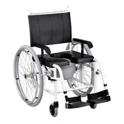 Кресло-коляска с санитарным устройством TN-521