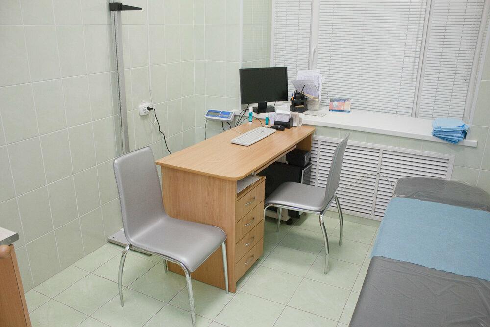 Оснащение кабинета ПРМО (предрейсовых и послерейсовых медицинских осмотров)