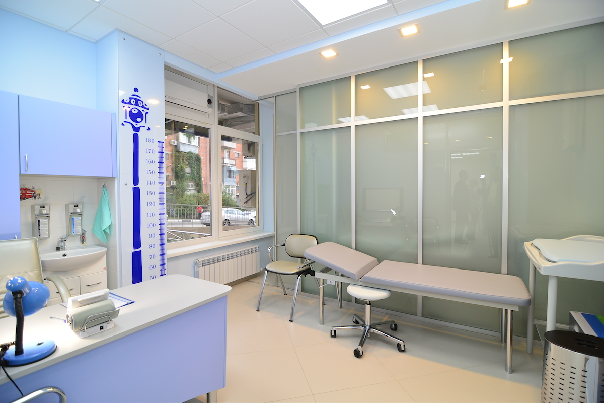 Оснащение кабинета ревматолога