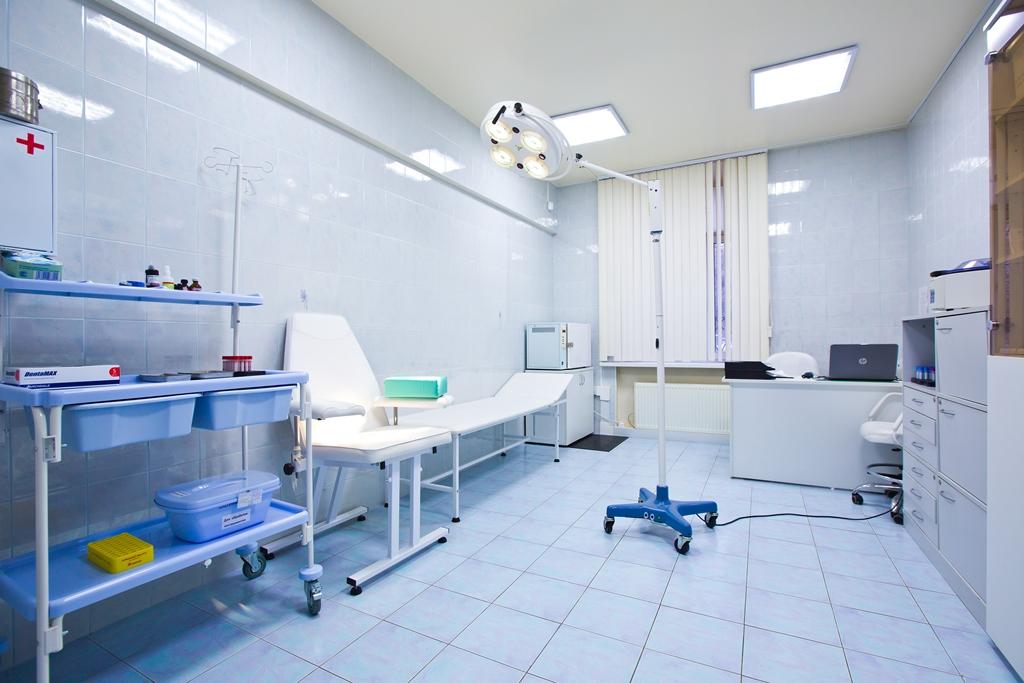 Оснащение процедурного кабинета